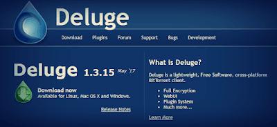 برنامج-Deluge-للتحميل-من-التورنت