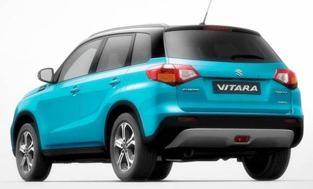 2017 Suzuki Grand Vitara Review