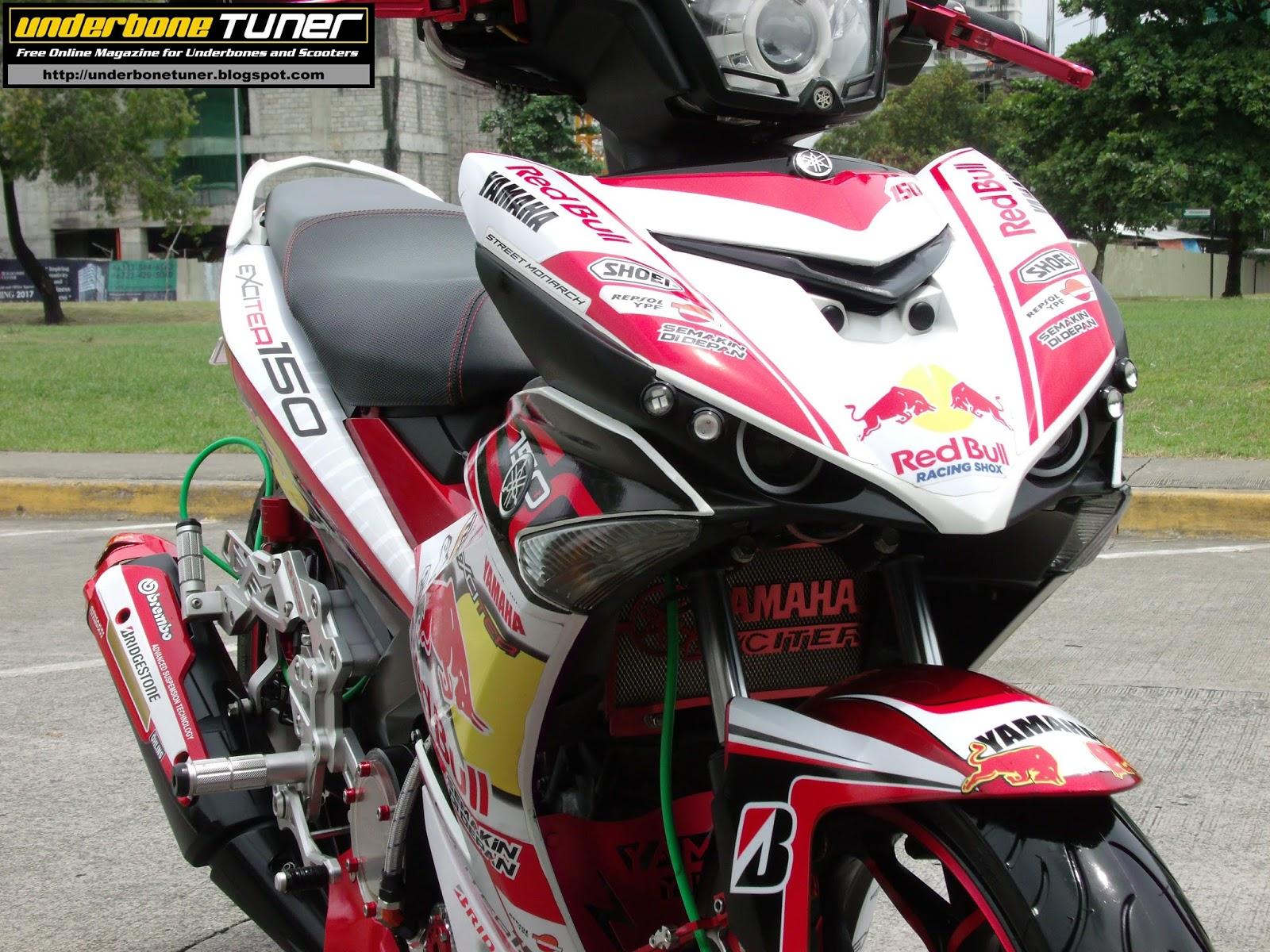Honda Sticker Design For Motorcycle