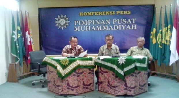 FPI Teriak Penjarakan Ahok, PP Muhammadiyah: Desakan Agar Ahok Ditahan Tidak Relevan