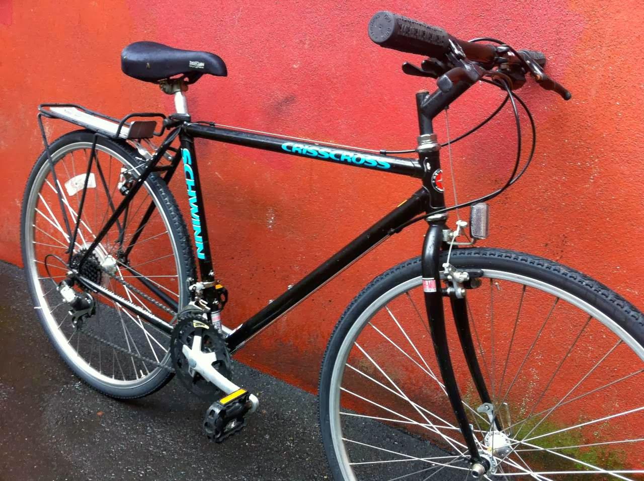Bike Boom Refurbished Bikes 1991 Schwinn Criss Cross