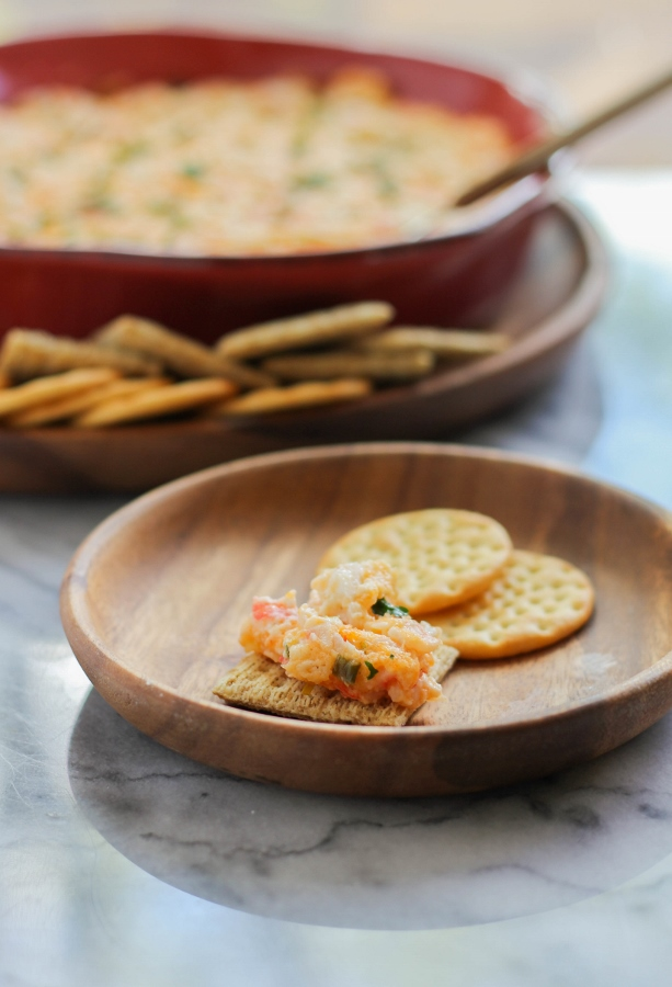Spicy Hot Crab Dip | The Chef Next Door