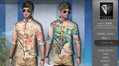 SPRING OUTFIT PACK 1