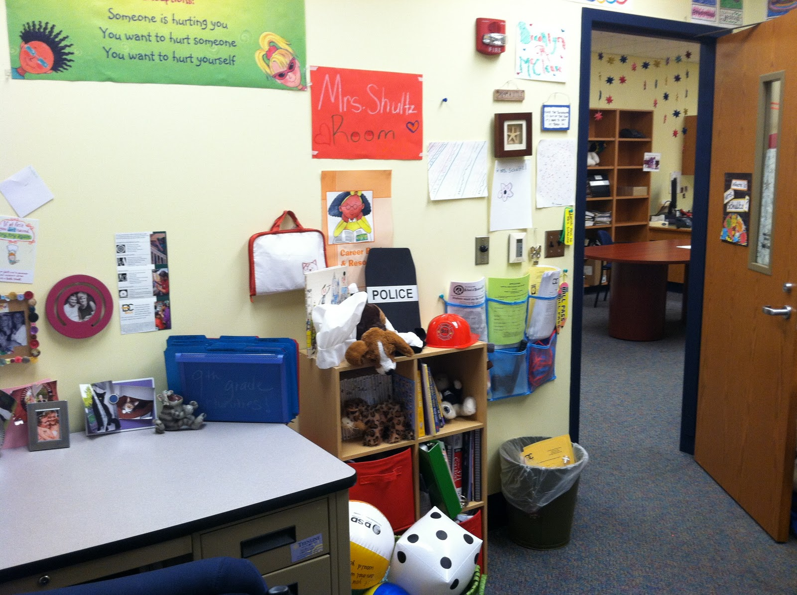 School Office Decoration Ideas