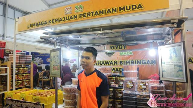Agro Trade - Booth-Booth Usahawan MADA