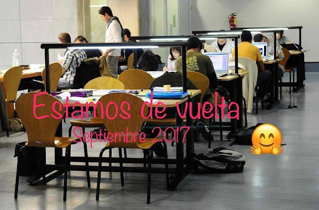 La Biblioteca de la Universidad de Murcia te da la bienvenida