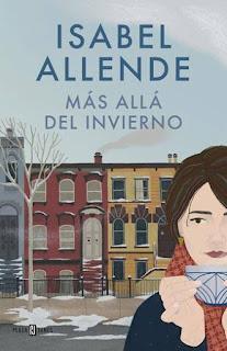 """¡Fragmento del nuevo libro """"más allá del inverno"""" de Isabel Allende!"""