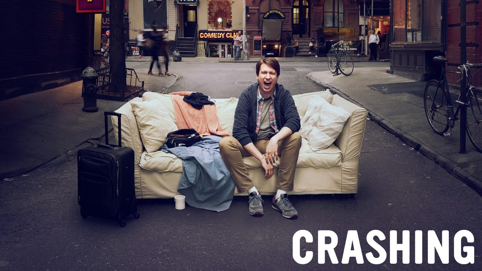 Ratings Review: CRASHING (Season Two)