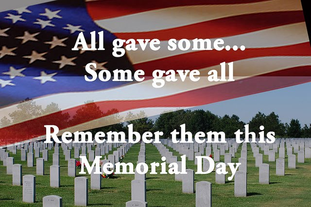 Image Of Memorial Day 2017