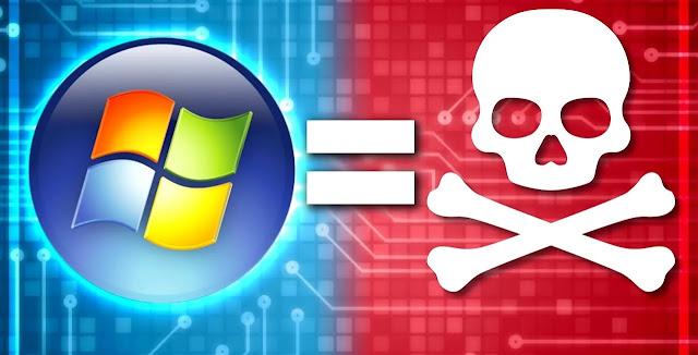 Windows 7 Akan Menjadi Gerbang Masuknya Hacker