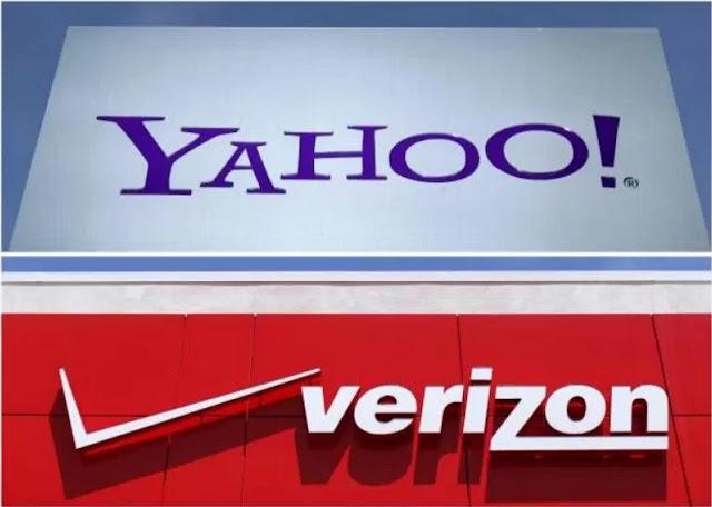 Yahoo diakuisisi Verizon