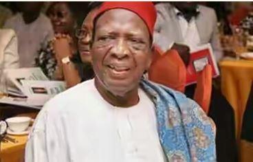 Islamisation of Nigeria is Real - Ben Nwabueze