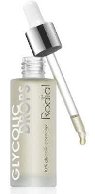 Boost your skincare routine with Rodial Glycolic Drops 10% Gycolic Resurfacing Concentrate!