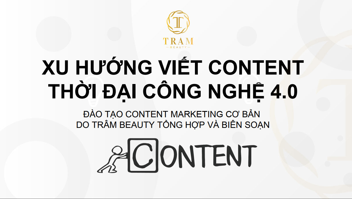 123share.vn| Xu hướng viết content thời đại công nghệ 4.0