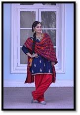 Aarti Singh a.k.a Amba from Waaris