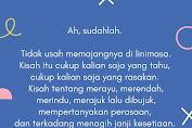 JENAKA - Puisi dari Fahriel
