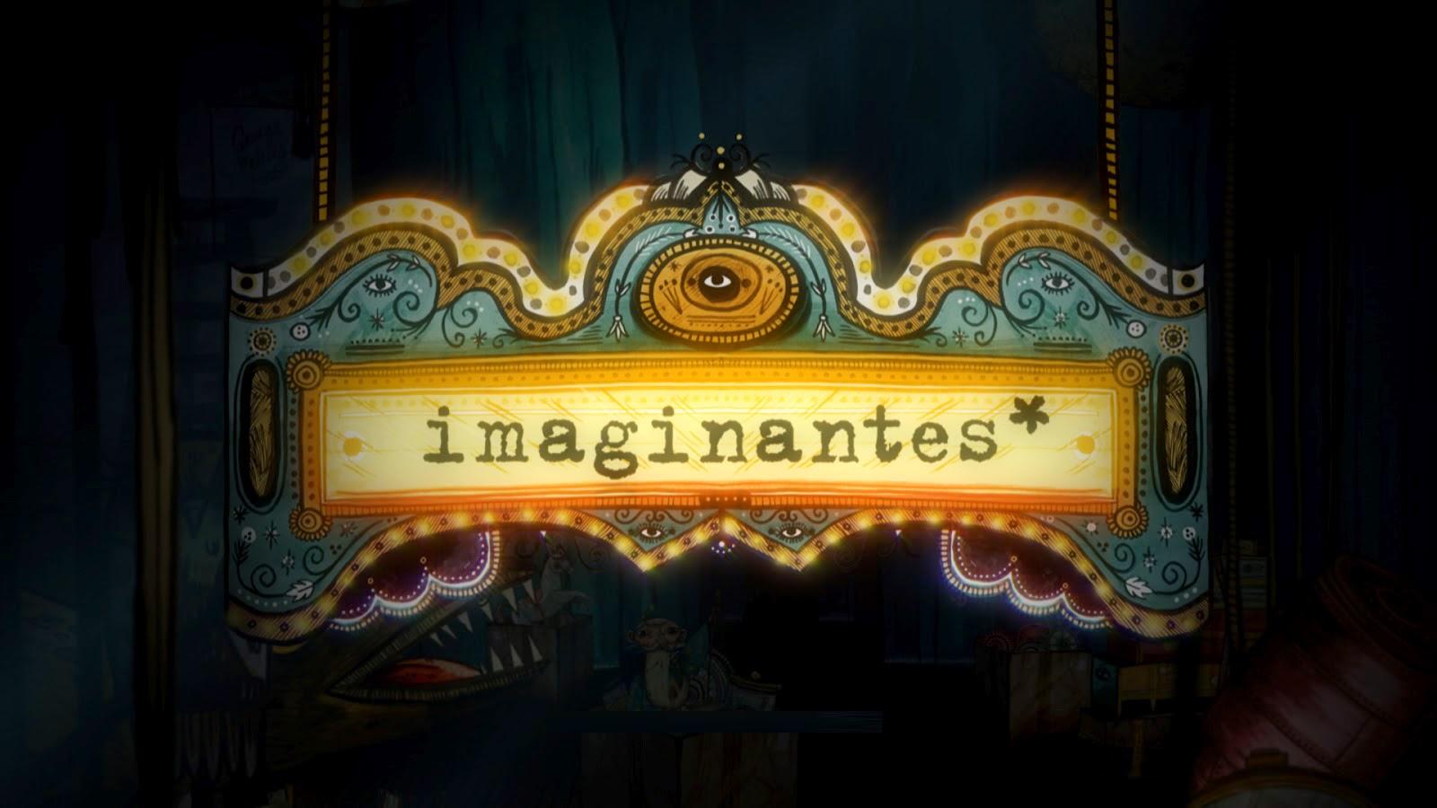 Imaginantes - El mago del cine y la imaginación : Animación de Personajes