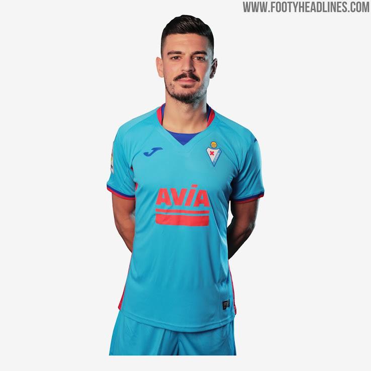 Eibar 19-20 Home, Away & Third Kits Released - Footy Headlines