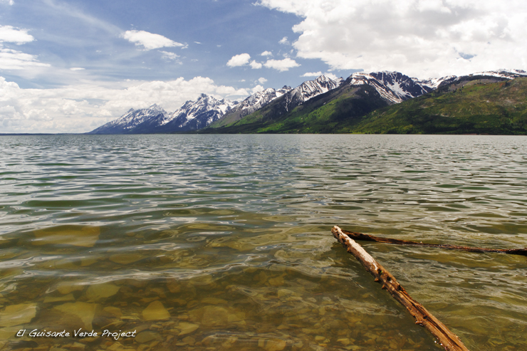 Jackson Lake - Grand Teton National Park por El Guisante Verde Project
