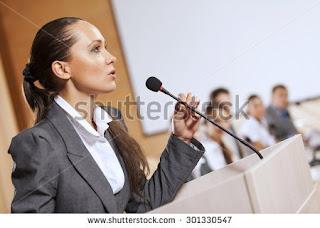Persiapan Materi Public Speaking