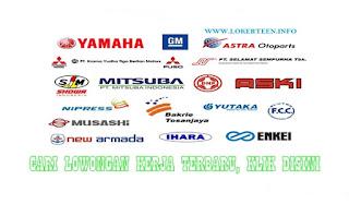 Lowongan Kerja Astra Group