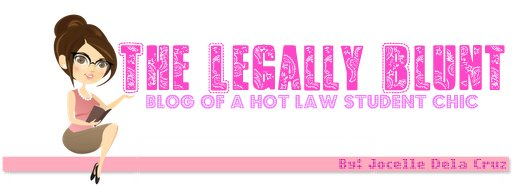 The Legally Blunt: Buhay Law Student