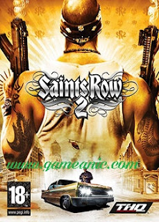 Saints Row 2 game cover