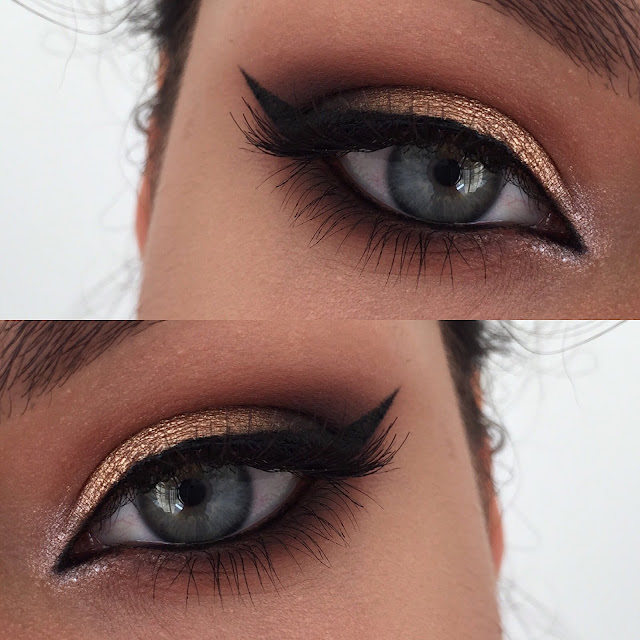 winged liner, morning routine, bblogger, lifestyle