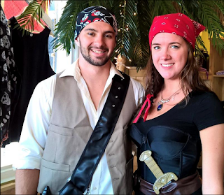 Pirate Pub Crawl