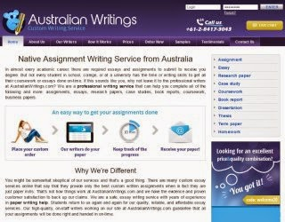 AustralianWritings.com Essay Company picture