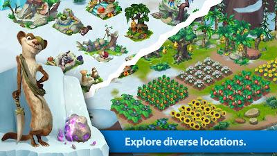 Ice Age World Mod apk download
