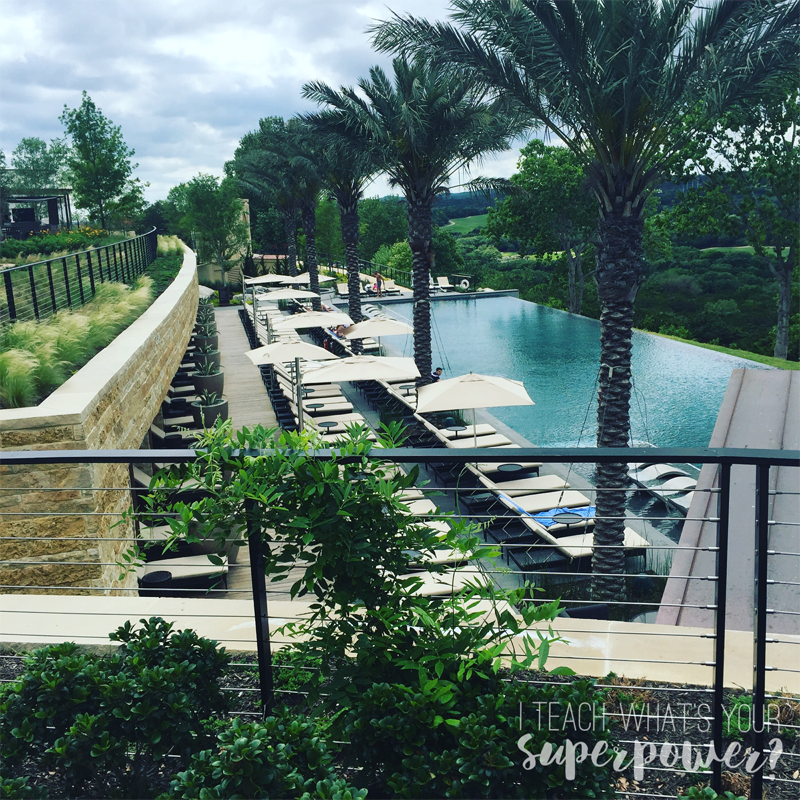 La Cantera in San Antonio is the very best grown up getaway.
