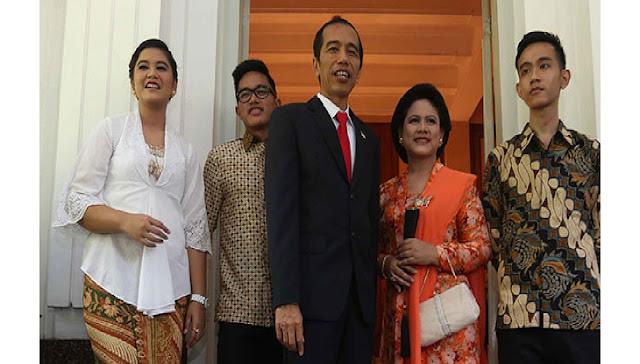 Hina Keluarga Presiden Jokowi, Pemilik Akun Ini Terancam Enam Tahun Penjara