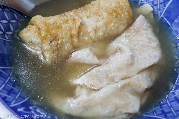 彰化市|彰化素食|素圓菜圓豆包湯|長安街銅板美食|近彰化車站