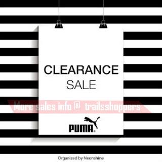PUMA Clearance Sale