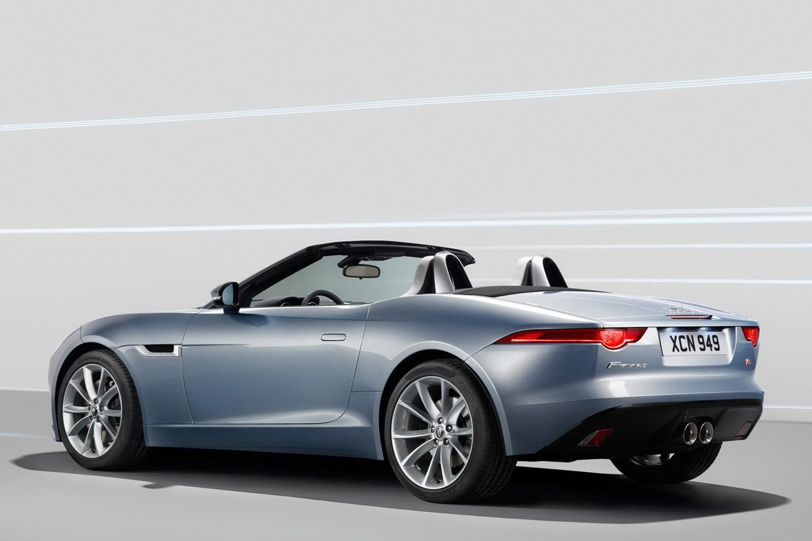 jaguar f type specs prices and sportcar otomild. Black Bedroom Furniture Sets. Home Design Ideas