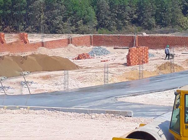 Đất nông nghiệp phân lô, bán nền xây dựng trái phép tại huyện Vĩnh Cửu.