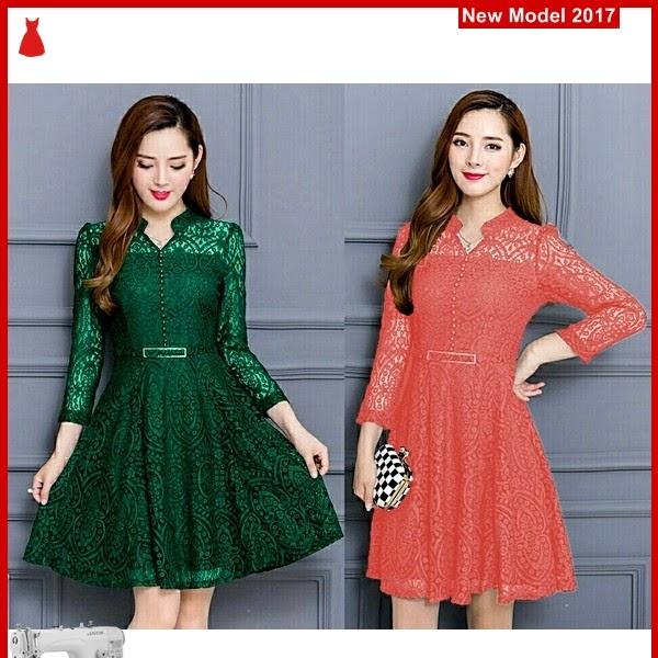 MSF0084 Model Dress Lace Murah Sanny Modis BMG