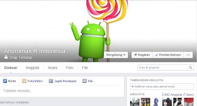 Andromax R Indonesia