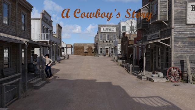 A Cowboys Story 3dcg vaginal sex game