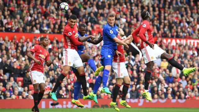 Prediksi Manchester United vs Leicester City Sabtu 26 Agustus 2017