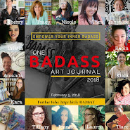 2018 Courses - One Badass Art Journal