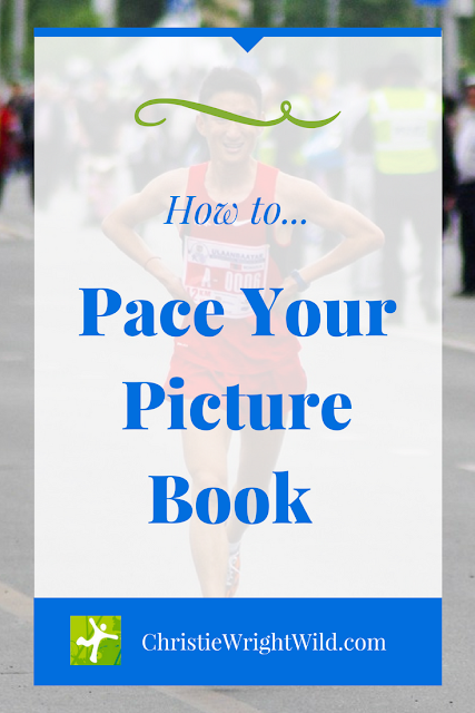 How to pace a picture book || story elements | writing craft | how to write for children | what is pacing