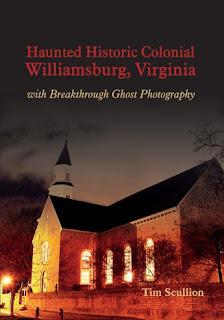 Colonial Williamsburg Virginia  cover