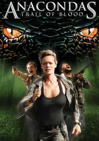 Anaconda 4 Trail of Blood 2009 Dual Audio Hindi 480p HDRip 300mb