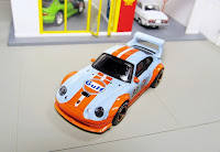 Hot Wheels RLC  Gulf   Porsche  GT2