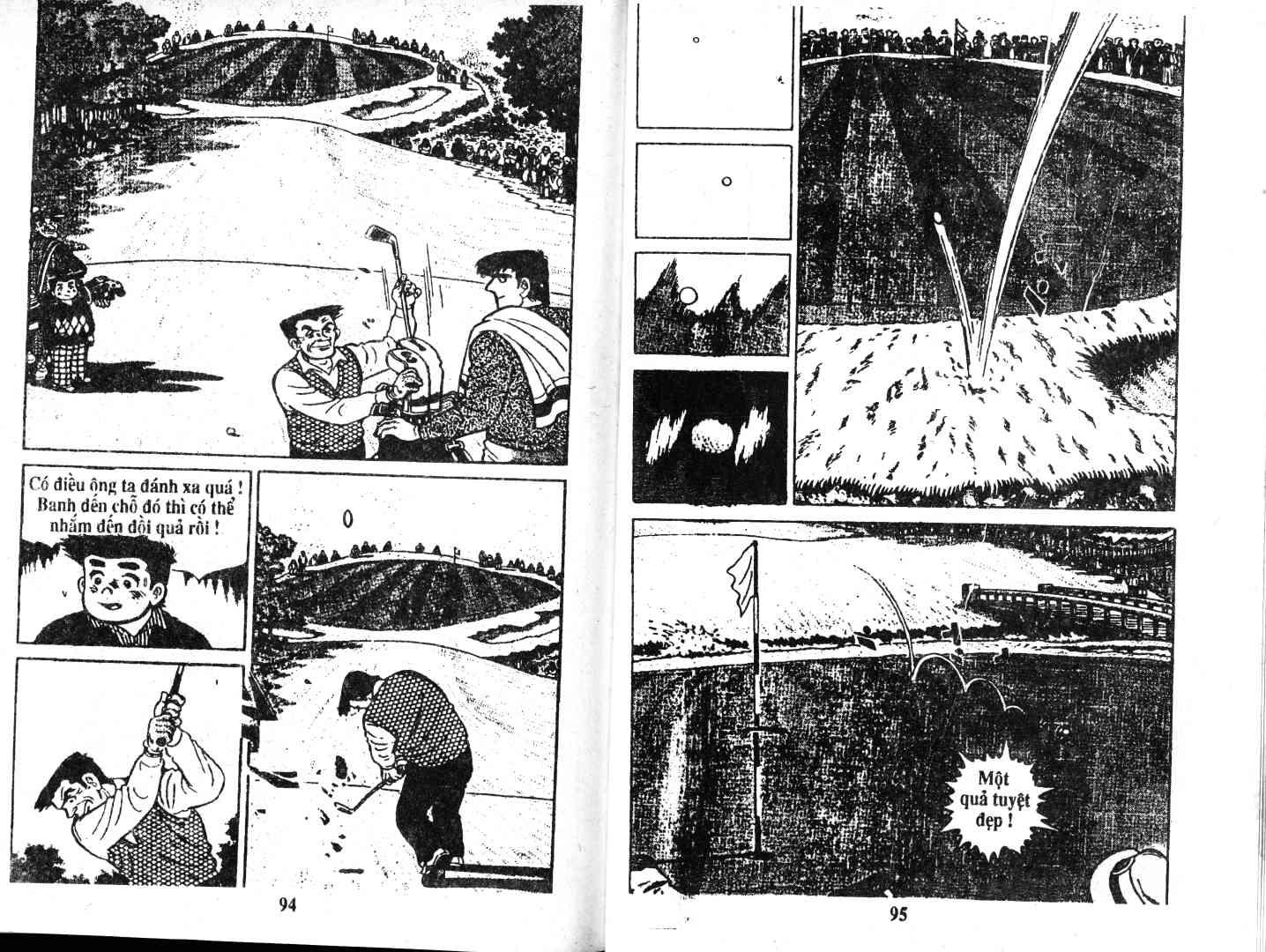 Ashita Tenki ni Naare chapter 50 trang 46