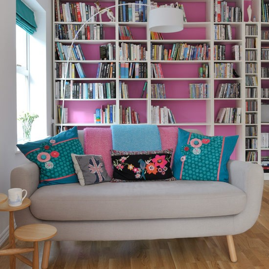 How To Bring Summer Vibes Into Your Home 6 Color Ideas: Using Color To Bring Personality Into Your Home {Color My