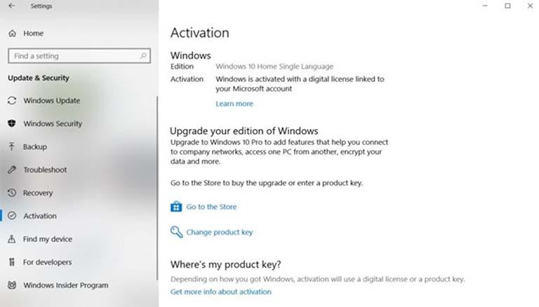Inilah Cara Aktivasi Ulang Lisensi Windows 10 Anda Setelah Dibersihkan