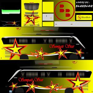 Livery Sempati Star JB2 SHD